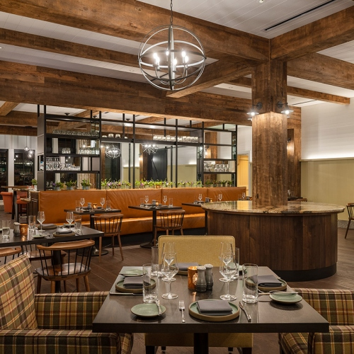 Dine at The Barn Kitchen & Bar