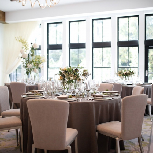 Williams Inn Ballroom Wedding
